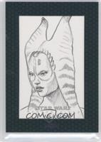 Sarah Wilkinson (Shaak Ti) /1