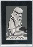 Unknown Artist (Stormtrooper) #/1