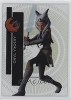 Form 2 - Ahsoka Tano