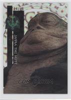 Form 1 - Jabba the Hutt #/25