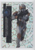 Form 1 - Commander Cody #/25