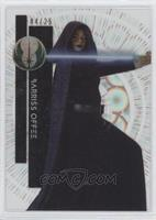 Form 2 - Barriss Offee #/25