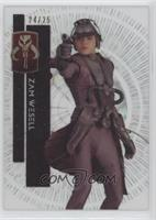 Form 2 - Zam Wesell #/25