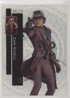 Form 2 - Zam Wesell /25