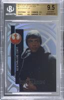 Form 1 - Luke Skywalker (Dark Robe) [BGS9.5GEMMINT]