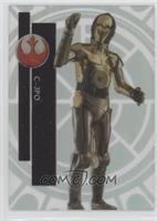 Form 1 - C-3PO (Base)