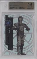 Form 1 - C-3PO (Weathered) [BGS 9.5]