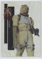 Form 1 - Bossk