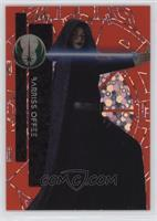 Form 2 - Barriss Offee #/5