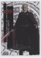 Form 1 - Count Dooku #/99