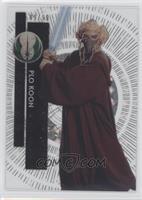 Form 2 - Plo Koon #/99