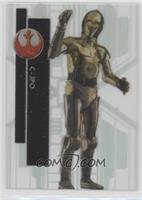 Form 1 - C-3PO