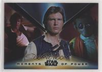 Han Solo [EX to NM] #/50