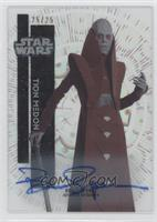 Prequel - Bruce Spence as Tion Medon #/25