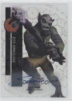 First-Time On-Card - Steve Blum as Zeb Orrelios #/25