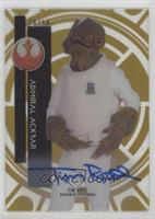 Classic - Tim Rose as Admiral Ackbar /50