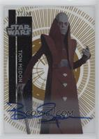 Prequel - Bruce Spence as Tion Medon /50