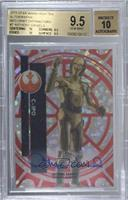 Classic - Anthony Daniels as C-3PO [BGS 9.5 GEM MINT] #/5