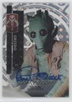 Classic - Paul Blake as Greedo #/75