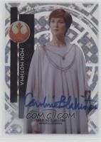 Classic - Caroline Blakiston as Mon Mothma #/75