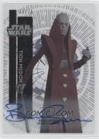 Prequel - Bruce Spence as Tion Medon /75