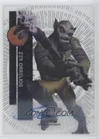 First-Time On-Card - Steve Blum as Zeb Orrelios #/75