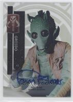 Classic - Paul Blake as Greedo