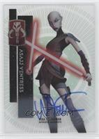 Animated Series - Nika Futterman as Asajj Ventress
