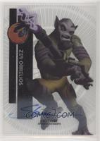 First-Time On-Card - Steve Blum as Zeb Orrelios