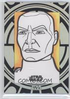 Unknown Artist (Kanan Jarrus) #/1