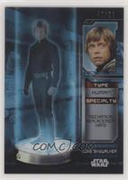 Luke Skywalker [EX to NM] #/50