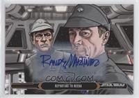 Reporting to Needa (Randy Martinez)