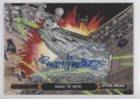 Against the Empire (Randy Martinez)