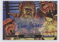 Chewbacca's Rage (Randy Martinez)