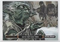 Master Yoda's Great Power