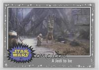 The Empire Strikes Back - A Jedi to be