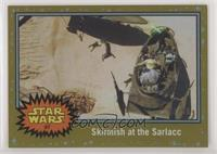 Return of the Jedi - Skirmish at the Sarlacc #/50