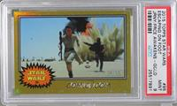 The Force Awakens - Escaping on foot /50 [PSA9]