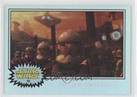Attack of the Clones - The Clone Wars begin #/150