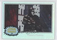 The Force Awakens - Captain Phasma #/150