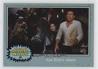 Return of the Jedi - Han Solo's return #/150