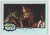 Return of the Jedi - Yoda's farewell #/150