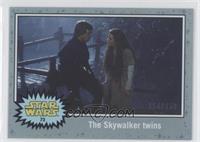 Return of the Jedi - The Skywalker twins #/150