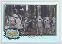 Return of the Jedi - Battle in the forest #/150