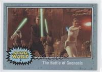 Attack of the Clones - The Battle of Geonosis #/150