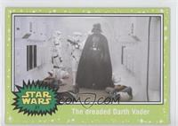 A New Hope - The dreaded Darth Vader