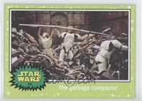A New Hope - The garbage compactor