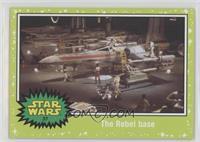 A New Hope - The Rebel base