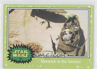 Return of the Jedi - Skirmish at the Sarlacc