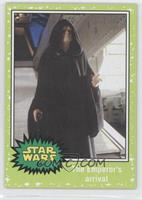 Return of the Jedi - The Emperor's arrival